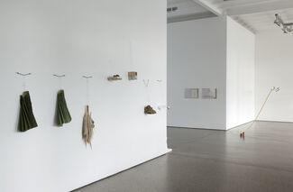 Catharina van Eetvelde invites Stephane Sautour - WHETHER (WEATHER), installation view
