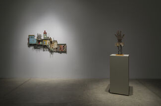 Michael C. McMillen: Outpost, installation view