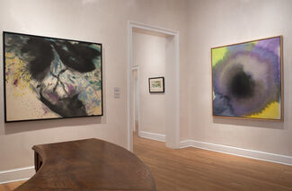 Being and Becoming: First and Second Generation Abstract Expressionist Compositions, installation view