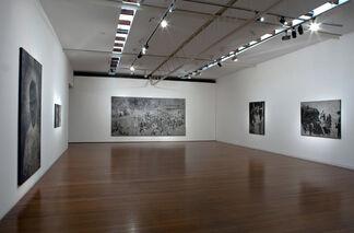 Daniel Boyd, New Hebrides, installation view