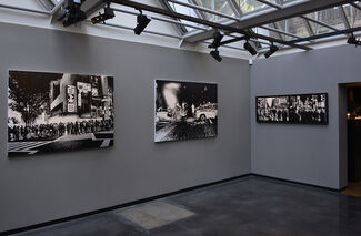 Daido Moriyama: SCENE, installation view