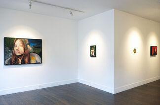Geraldine Swayne | Annunciation, installation view