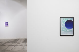 Claus Georg Stabe : The Humming Cloud, installation view