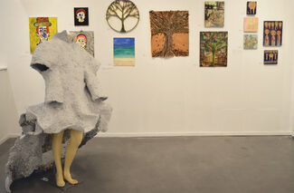 Fountain House Studio Inaugural Show, installation view
