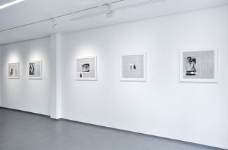 Rosemarie Trockel, installation view