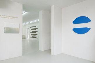 Wannes Goetschalckx, Marius Lut & Matthijs Bosman, installation view