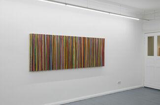 MARKUS LINNENBRINK – IWANNABEWHEREYOUARE, installation view