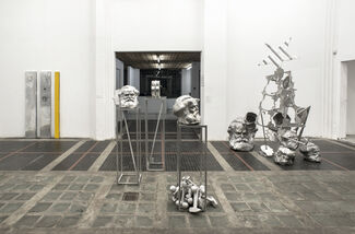 Aluminum Song, installation view
