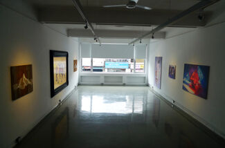 Asian Realism II, installation view