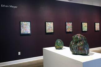 Ethan Meyer, installation view