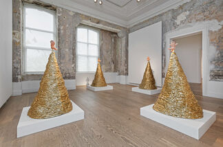 Serkan Özkaya, 'Today was Really Yesterday', installation view