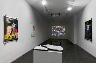 Jamie Shovlin - A Film by Jesus Rinzoli, installation view