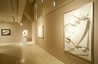 Sophia Vari: Sculptures and Paintings, installation view