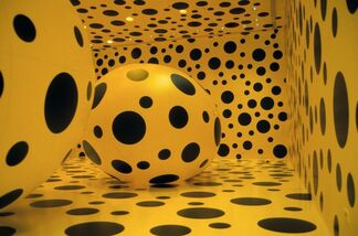 Dots Obsession, installation view