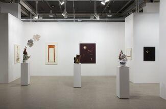 Maccarone at Art Basel 2015, installation view