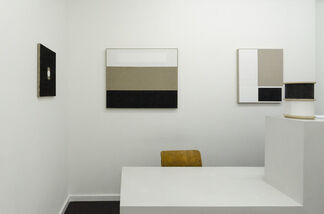ALAN JOHNSTON - Works from the 1970's to the present day, installation view