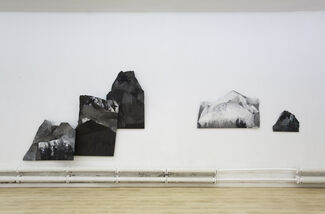 Huang Qi and Jin Jinghua Joint Solo Exhibition, installation view