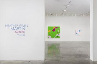 Heather Gwen Martin: Currents, installation view