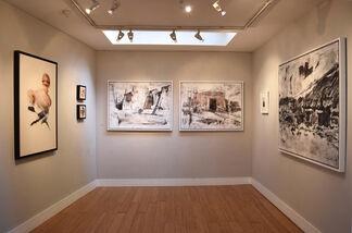 Emily Girkins | Arthur Laidlaw, installation view