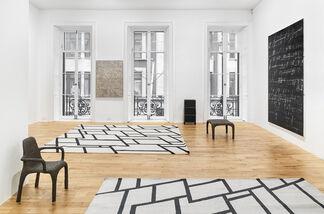 Ayan Farah, Max Lamb, Chris Succo, installation view