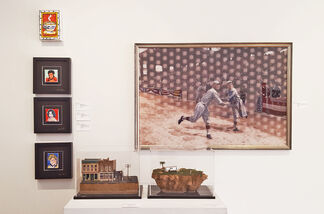 3D Holiday, installation view
