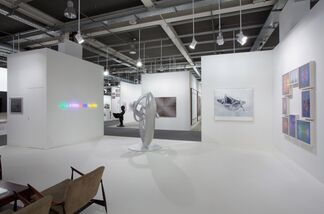 Sean Kelly Gallery at Art Basel 2015, installation view