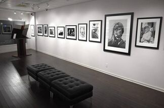 """Terry O'Neill: """"It Was Fifty Years Ago Today..."""", installation view"""