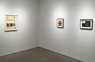 Alfred Leslie: Abstraction 1951-1962, installation view