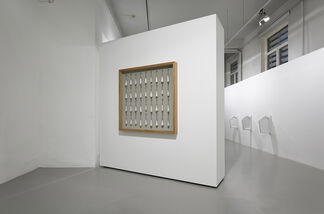 Divider, installation view