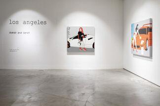 Los Angeles, installation view