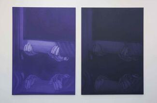 "Sayre Gomez ""I'm different II"", installation view"