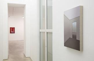 Pierre Dorion, installation view