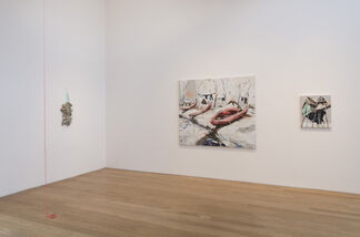 MIE OLISE | NOPLACIA, installation view