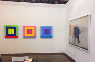 Galeria Senda at Art Brussels 2014, installation view