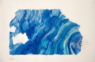SEMI DIURNO - Claudia Muller, installation view