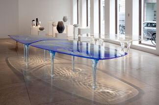 Zaha Hadid 'Liquid Glacial', installation view