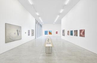 Blanc Cheque - Aye Gallery Beijing in Berlin, installation view