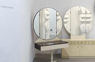 Geschichte der Psyche (History of the Psyche), installation view