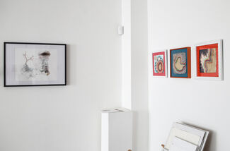 From the Pages, installation view