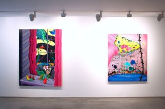 ERIK PARKER: ¿WHAT ABOUT NOW?, installation view