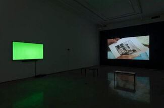 """Pierre Bismuth - """"Where is Rocky II?"""", installation view"""
