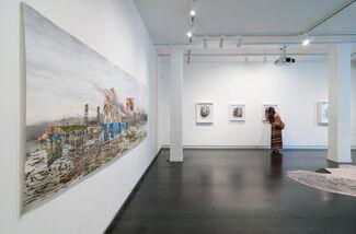 Urban Growth Boundary, installation view