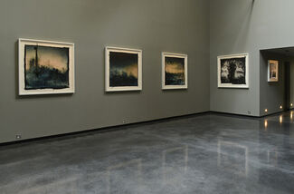 Jacob Fellander: Pentimento, installation view