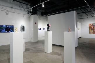Feminist in Residence Exhibition: CLAW, installation view