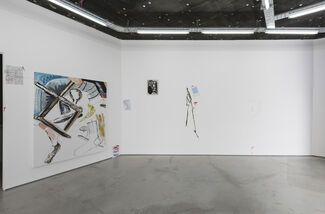 The Fool, installation view
