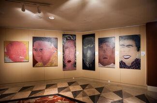 Stefan Buana, installation view