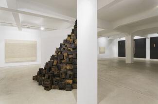 Roberto Diago | Tracing Ashes, installation view