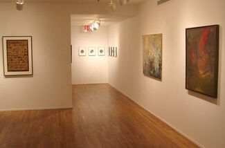 Jess: Looking Past Seeing Through, installation view