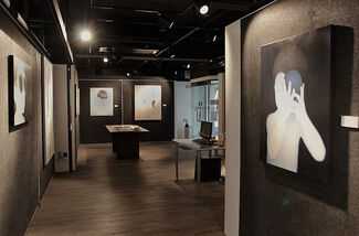 Healing Oil Paintings by ParkSoeun, installation view