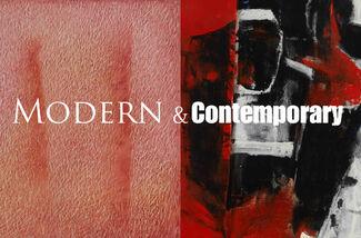 Modern & Contemporary, installation view